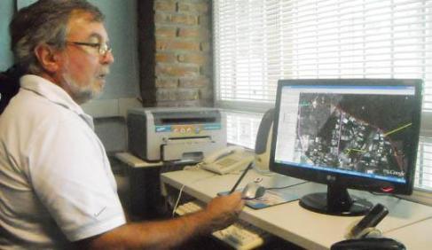Ing. Ricardo Larrinaga Gerente de la administración del Consorcio